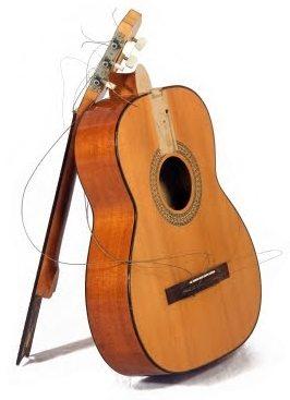 Guitar reparation Sjælland