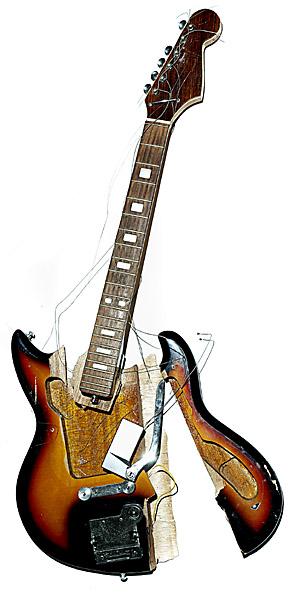 Guitar reparation Nordsjælland