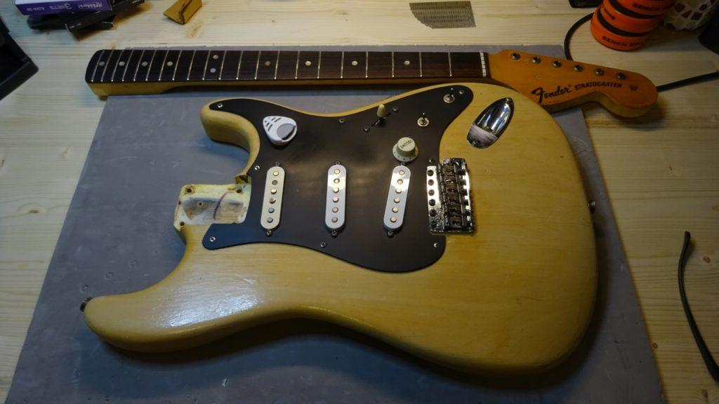 Fender US Stratocaster