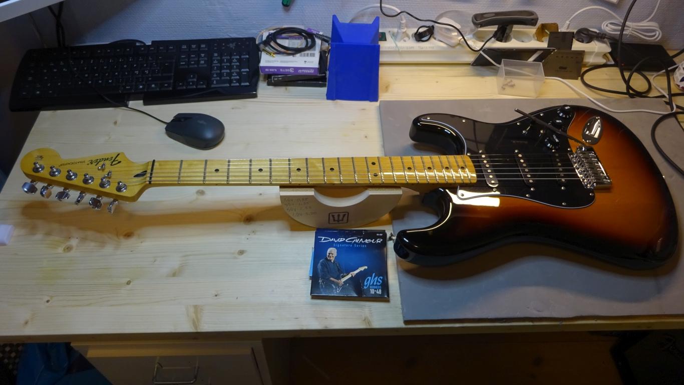 Fender MIM stratocaster