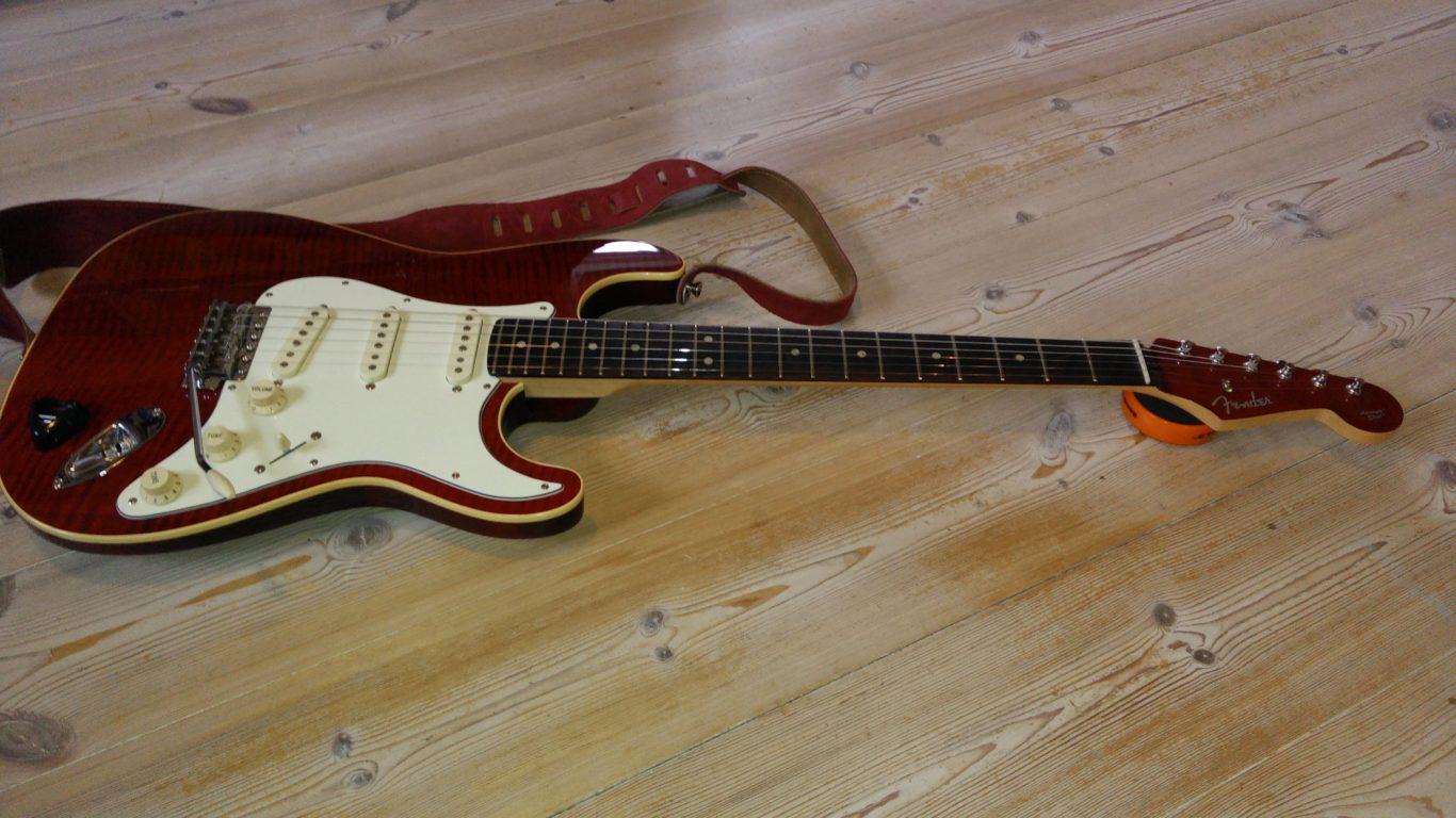 Fender Aerodyne Stratocaster