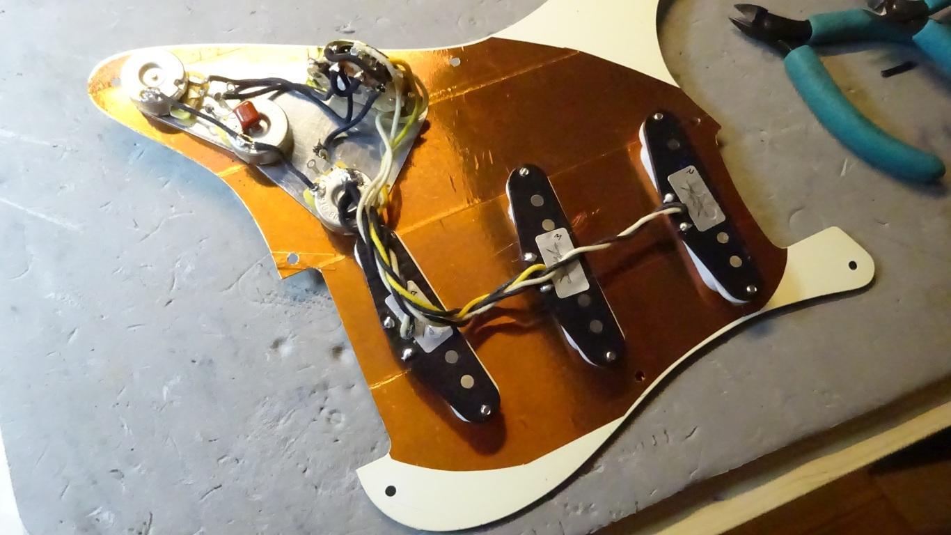 Fender afskærmning