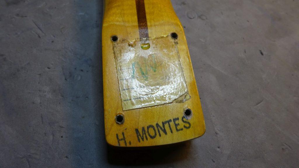 Fender Montes