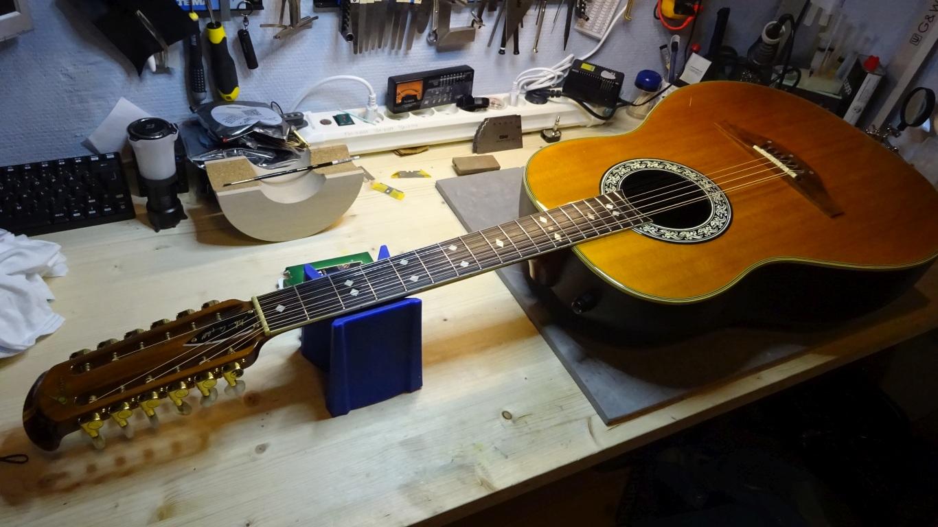 Ovation 12-string
