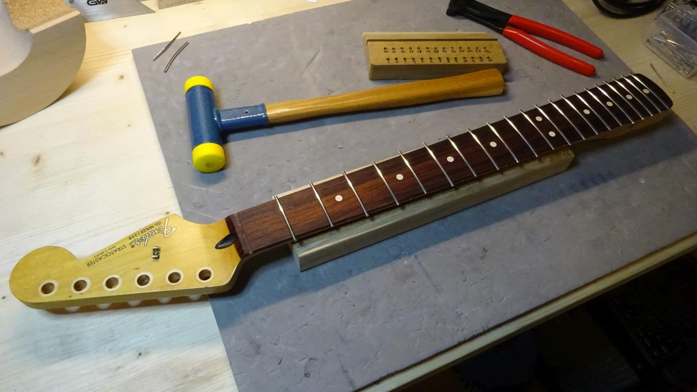 Fender ombånding