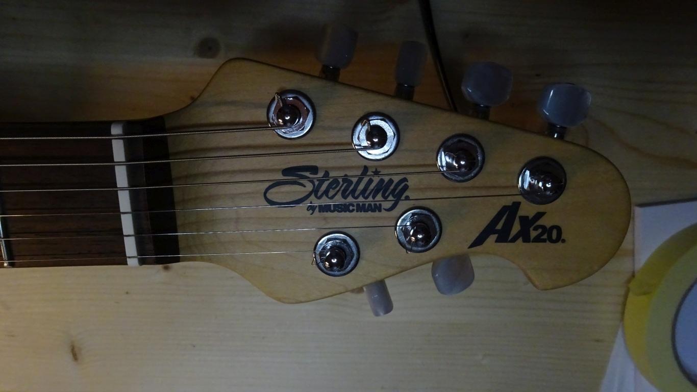 Sterling AX20