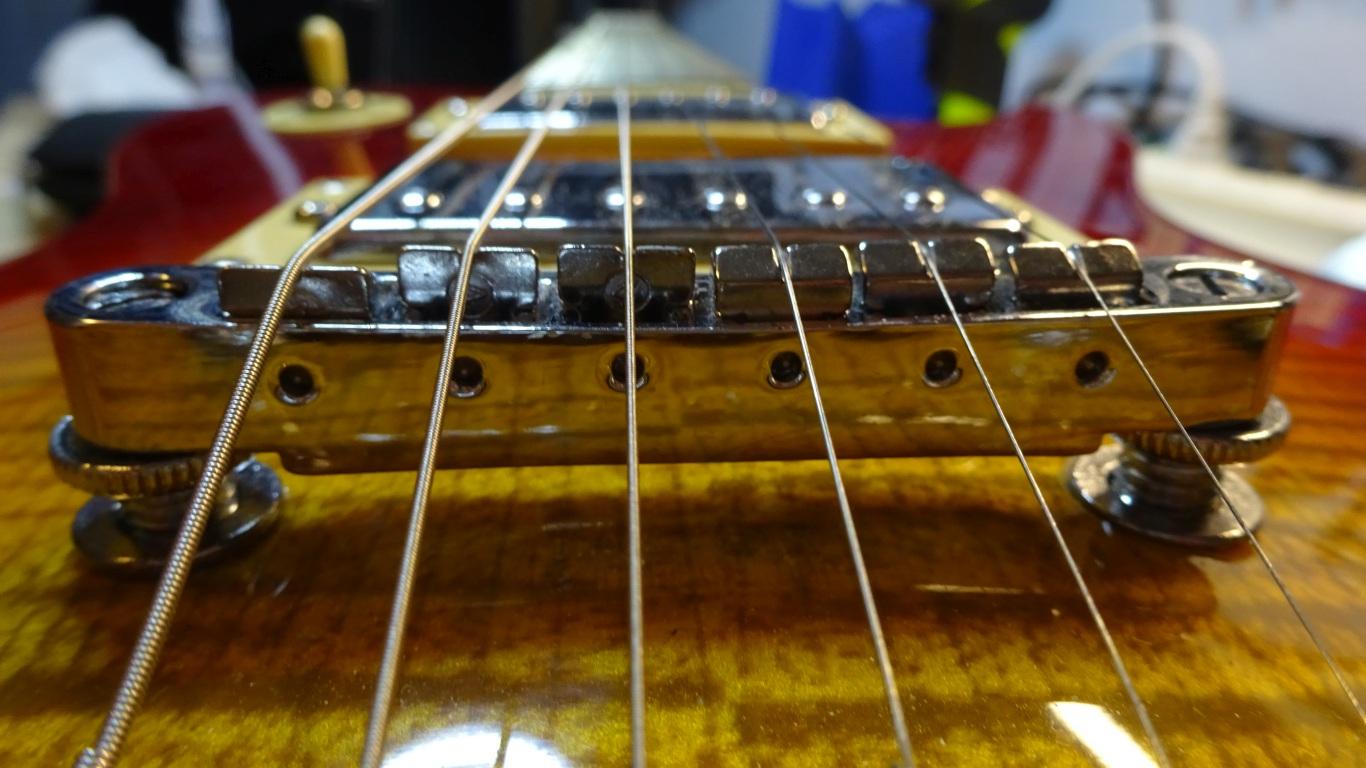 Guitar reparation