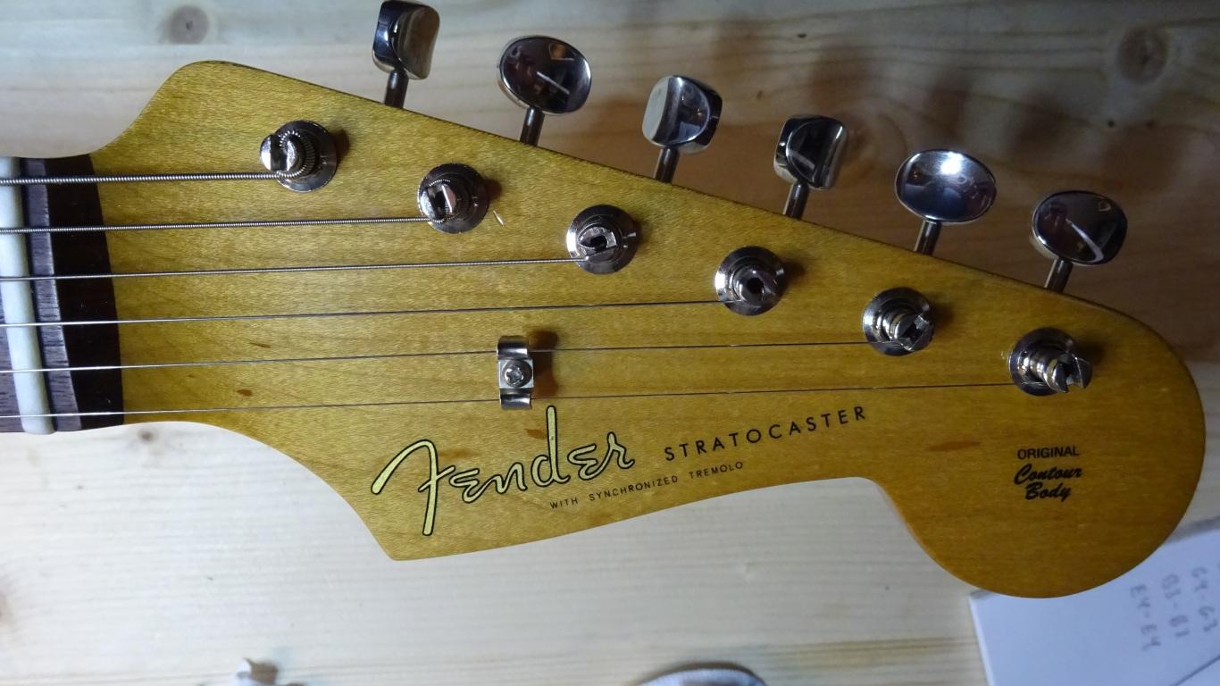 Fender MIM