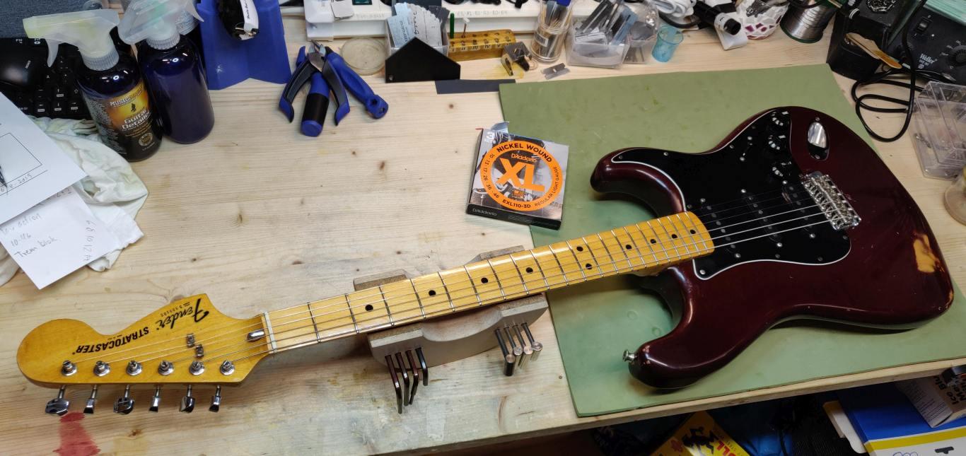 Fender Strat 78