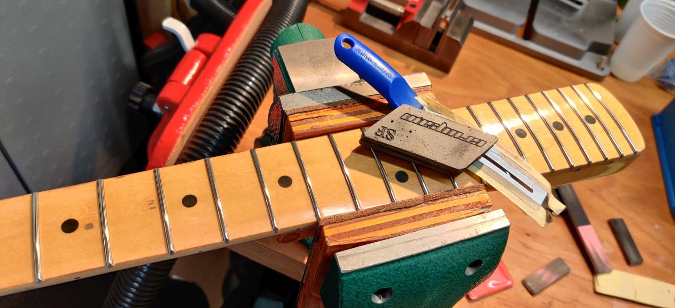 Fender Mustang ombånding